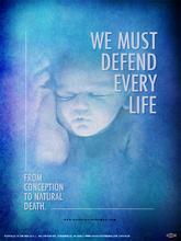 Catholic Pro-Life Posters
