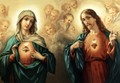 Sacred and Immaculate Hearts Art Gifts