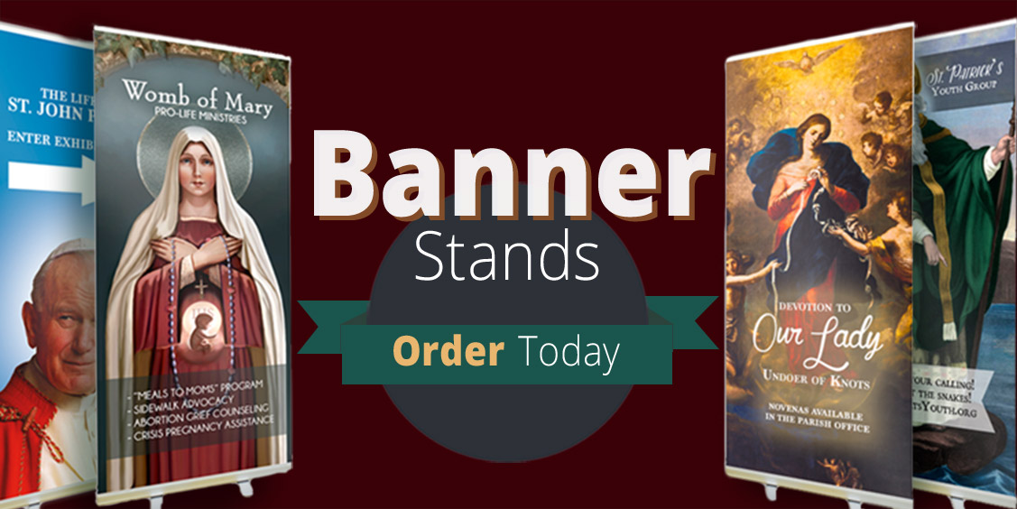 Banner Stands Order Today