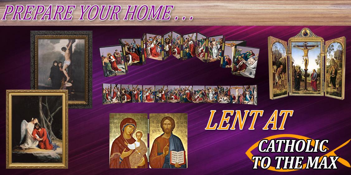 Lent 2016 - Prepare Your Home Slide