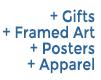 catholic gifts, catholic framed art, catholic posters, catholic apparel