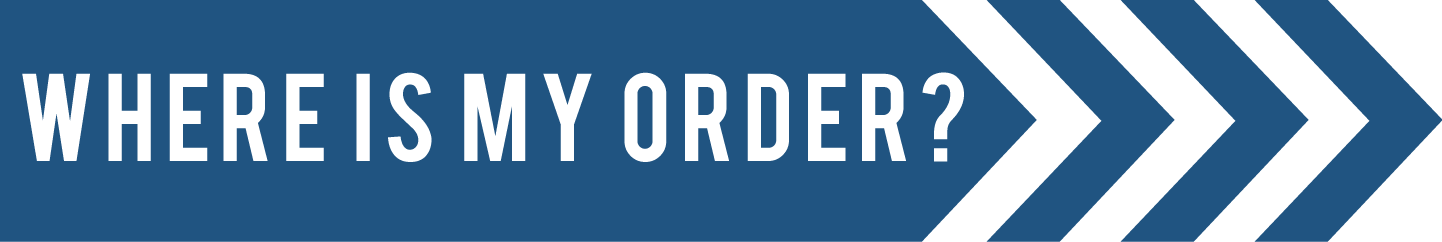Where is my order - order status